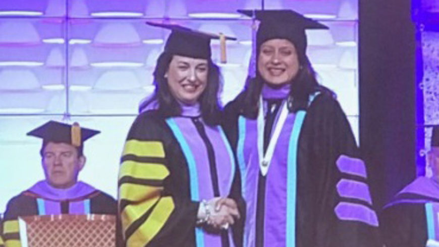 Dr. Karanki Receives Fellowship Award from the Academy of General Dentistry