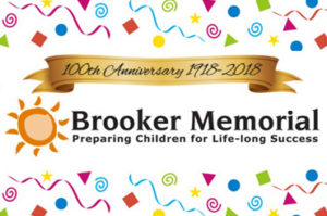 Join Us To Celebrate Brooker Memorial's 100th Birthday Party